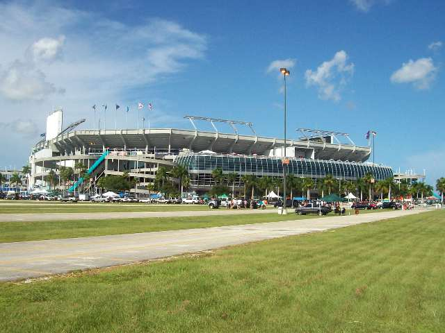 SunLife Stadium: Home of the Miami Dolphins